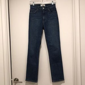 Reformation Lisa Straight High Jean 26